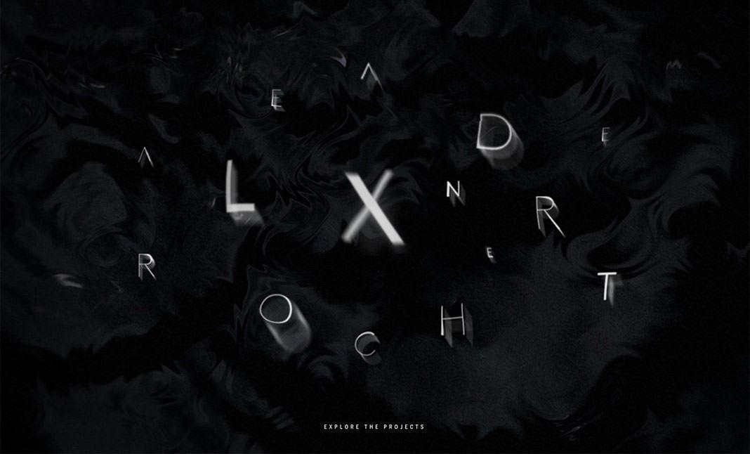 Alexandre Rochet portfolio