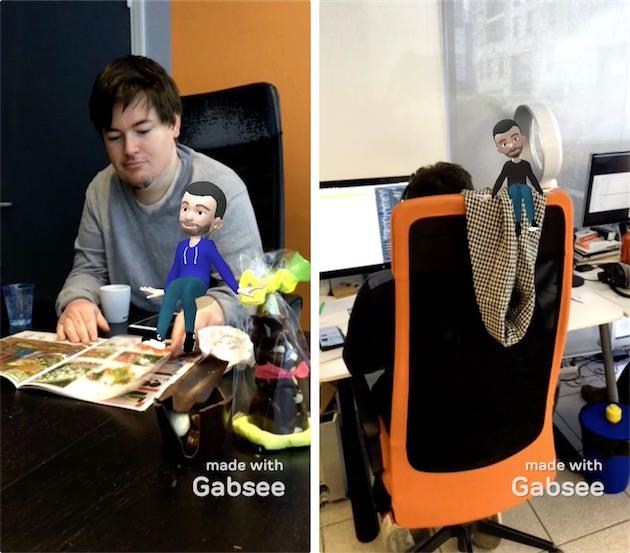 Gabsee, école 3D, realité augmentée HETIC