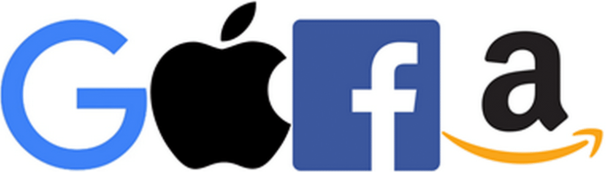 GAFA Google Apple Facebook Amazon - école informatique, web HETIC