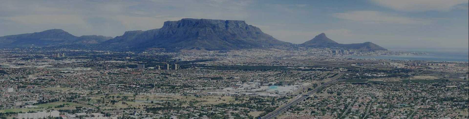 Partez en stage à Cape Town