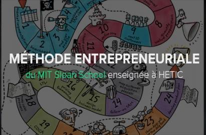 Entrepreneuriat HETIC - Méthode MIT