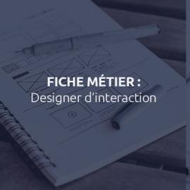 Les métiers du web design