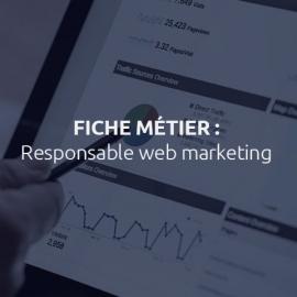 Les métiers du web marketing