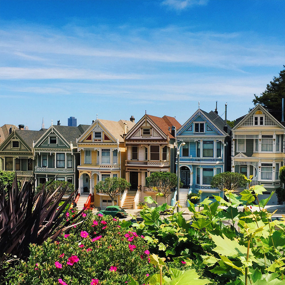 Houses in California