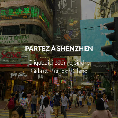 Comment faire son stage en Chine ?