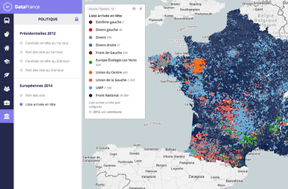 DataFrance, toute la data française