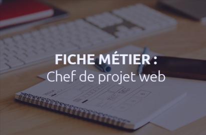 Fiche Metier Devenir Chef De Projet Web Technique