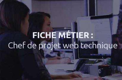Comment devenir chef de projet web technique ?