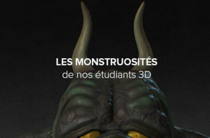 It's alive ! Les monstruosités d'HETIC