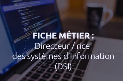 Comment devenir directeur des systèmes d'information ?
