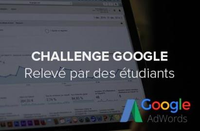 HETIC au Google Online Marketing Challenge