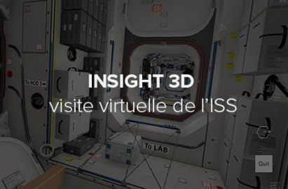 En immersion 3D pour la NASA