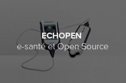 Open source, data et e-santé | echOpen