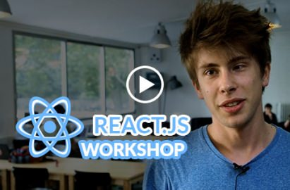 Workshop React.js et développement Javascript moderne