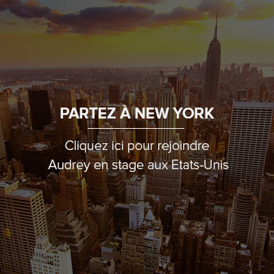 Comment faire son stage à Newyork city