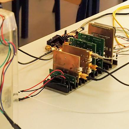 Échographe pour le projet echOpen