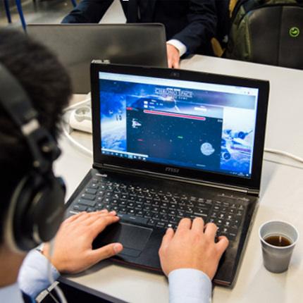 jeu vidéo game design hetic