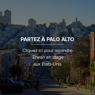 Comment faire son stage dans la Silicon Valley Californie ?