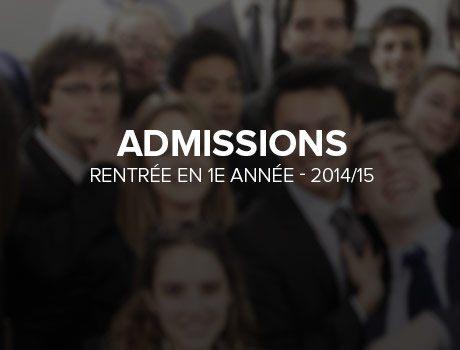 Concours et admissions - Ecole web HETIC