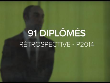Rétrospective sur les cinq années de la P2014