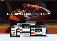 Refonte d'Eursport.com